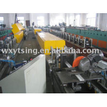 Pass CE and ISO YTSING-YD-0619 PU Rolling Shutter Slat Forming Machine