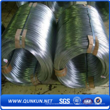 Alambre de metal galvanizado caliente de los productos vendedores con un precio más bajo