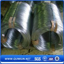 Fil de métal galvanisé de produits de vente chaude avec le prix inférieur