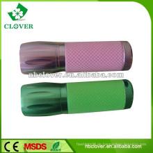 12000-15000MCD Aluminium LED Taschenlampe, kleine Taschenlampe mit Gurt