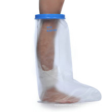 Reusable Waterproof Leg Cast Cover for shower Bath