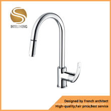 Fashionable Brass Kitchen Faucet (AOM-jb20729-1)