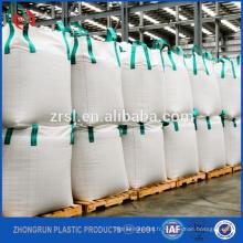 Sac de construction, sac jumbo de pp pour emballer le matériel de construction de sac de tonne de 1000kg, sac de construction de transport de sécurité