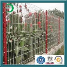 Dreieck gebogener Zaun (geschweißter geschwungener Zaun) mit hoher Qualität und guter Preis
