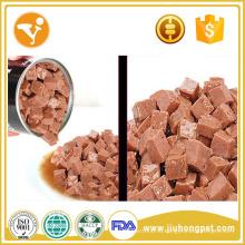 Мокрый корм для домашних животных оптовый куриный вкус консервированной корма для собак для взрослых