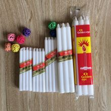 50G 55G No Smoke White Votive gewone kaarsen