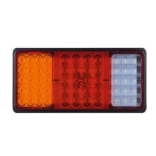 Luz traseira de caminhão LED à prova de choque