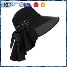 Último design especial de chegada viseira chapéus para 2016