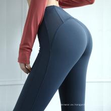 pantalones de yoga de cintura ultra alta