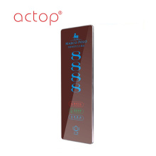 Plaque de porte d'hôtel intelligente Actop Smart