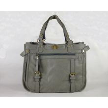Classic Style Lady′s PU Handbag (HB0039)