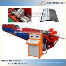 Rollladen-Türblatt-Walzenformmaschine