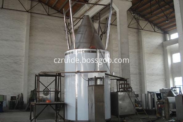 LPG spray drying equipment