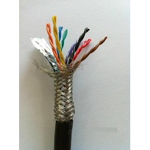 Twisted pair communication cable