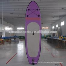 Planche gonflable pliable Paddl Giant SUP Paddle longues planches à vendre