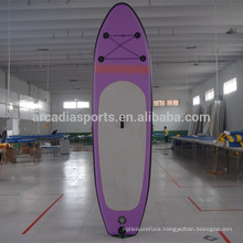 Foldable Inflatable Paddl board Giant SUP Paddle Long Boards For Sale