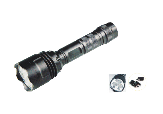 New LED Light Flashlight
