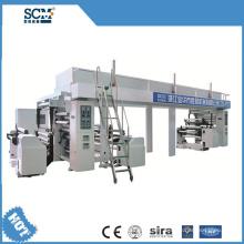 Machine à stratifier à papier plat