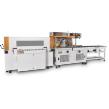 Automatic Servo Sealing and Shrinking Machine