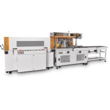 Automatische Servodicht- und Schrumpfmaschine