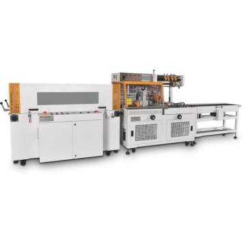 Automatic Servo Sealing and Shrinking Machine
