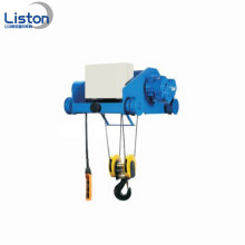 Pembinaan MD1 Electric Wire Rope Hoist Pulley System