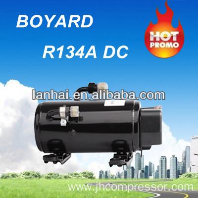 China R134a Electric 12v Air Conditioner System Compressor