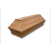 Euro Style Wood cercueil / cercueil / écrin/coffret en bois