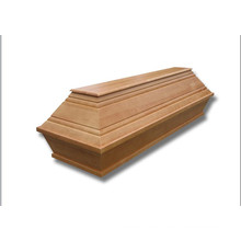 Euro Style Wood Coffin/ Wood Coffin/ Wood Casket/Casket