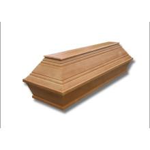 Euro-estilo caixão de madeira / caixão de madeira / caixão/caixão de madeira