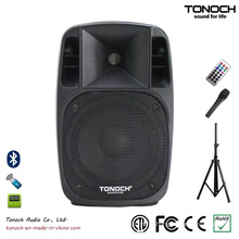 Hot Sale 8 Inches Plastic Active Speaker Box for Model Pm08ub