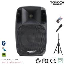 Venda quente 8 polegadas Active Speaker plástico para o modelo Pm8ub