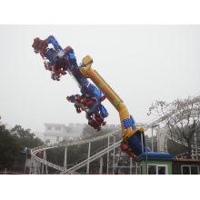 Amusement Park Wheel, 24 Persons Playground Equipment Spinners Big Windmill