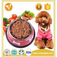Влажный корм для домашних животных вкусный и здоровый 100% тунец обрабатывает корм для собак