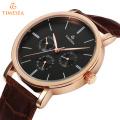Relojes De Negocios Hombres Casual Reloj De Agua Resistente Al Agua De Cuarzo 72377