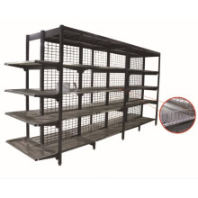 Australian Style Wire Gondola Shelving for Display and Storage (YD-M15)
