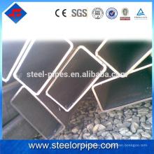 Nuevos productos innovadores de acero al carbono tubo cuadrado