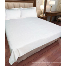 sábana de algodón de alta calidad del hotel del percale