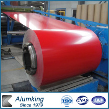 Color Coated Aluminum Sheet for Domestic Decoration