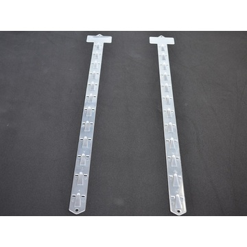 Display PP Hang Strip for Hanging Goods