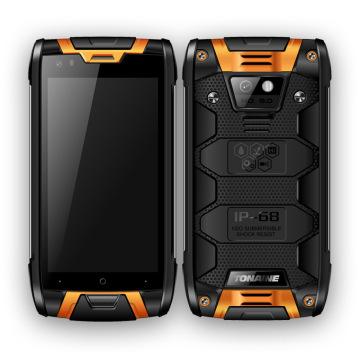 4.5inch 4G Lt wasserdichtes robustes Smartphone