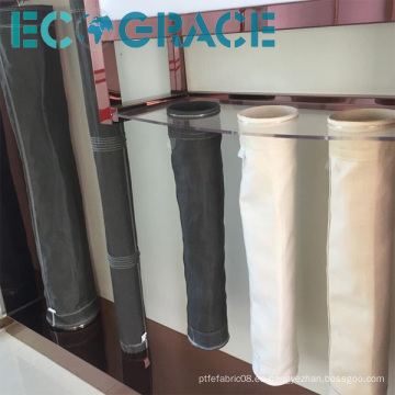 Bolsas de filtro de fibra de vidrio de membrana de PTFE