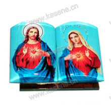 Cristal De Presente Islâmico Artigos Religiosos, Cristal Decorativo Religioso Mh-Lp035