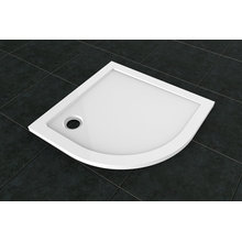 Quadrant Shower Tray with Modern Sector Shape (LT-S80)