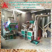 Portable parboiled mini rice mill project report