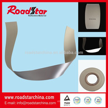 0.6mm reflective PVC foam leather for bag