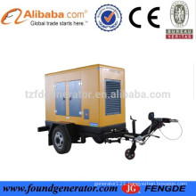 CE approved 100kva silent Wholesale Portable Generator