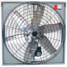 Ventilador de escape 44''Jlf -Cowhouse con cuchillas inoxidables