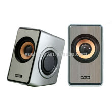 high quality 2.0 speakers with diaphragm for table pc, laptops