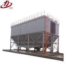 Sistema de recogida de polvo industrial colector de polvo de tela